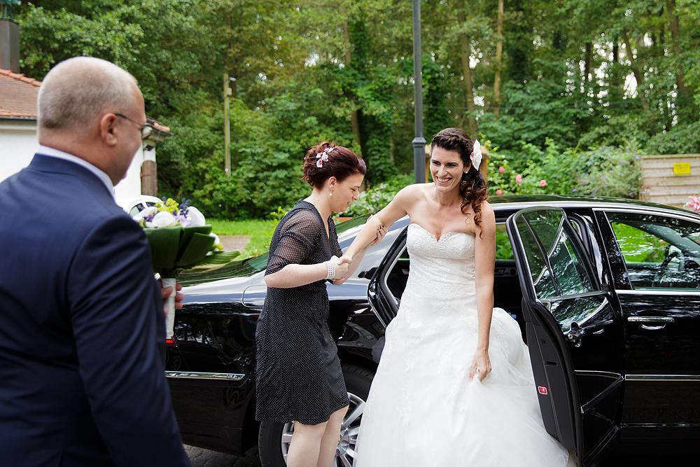 braut-limousine
