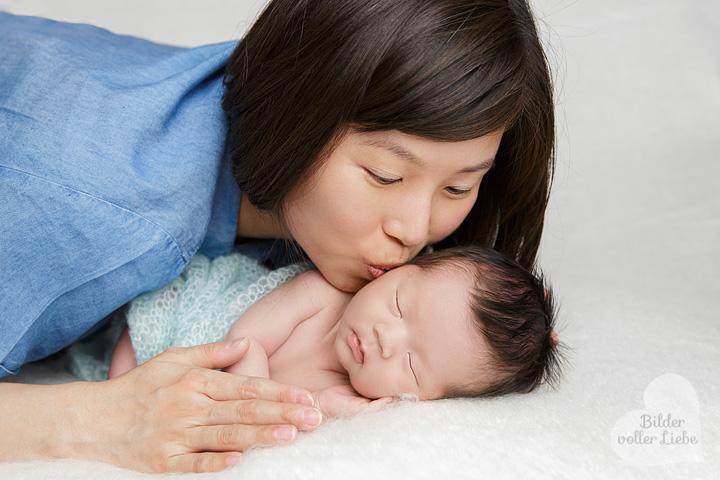 Bilder voller Liebe Babyfotos