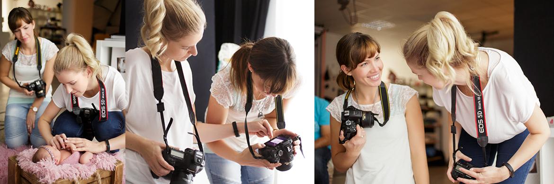 Coachings für Fotografen