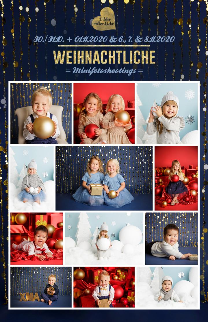 Weihnachtliche Fotoshootings Berlin